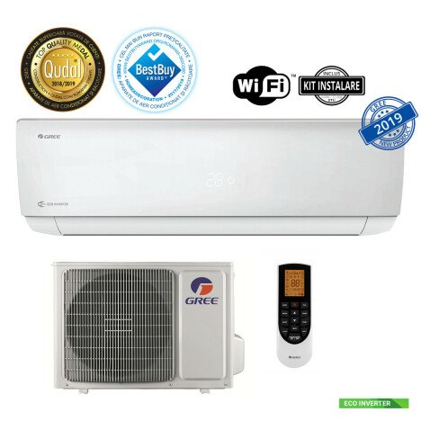 Aer conditionat Gree Bora Eco Inverter A4 R32